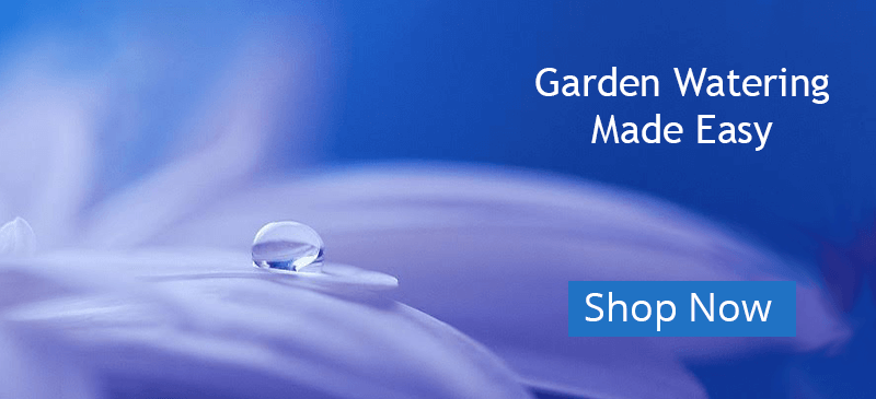 Garden watering made easy: links to garden watering kits